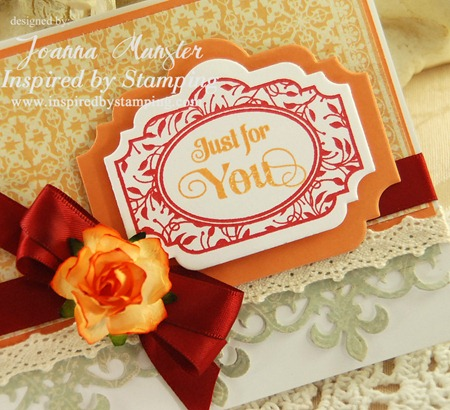 IBS Small Fancy Labels 1 Stamp Set