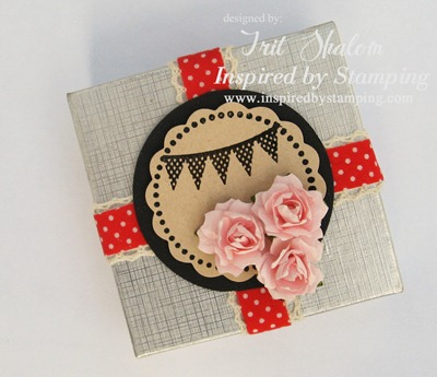 Crafty Organization Stamp Set