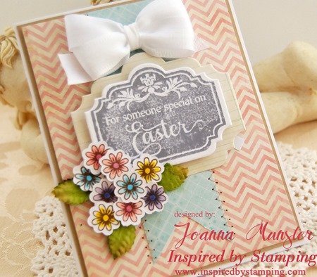 Inspired by Stamping Easter Labels 2