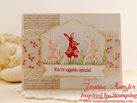 Inspired by Stamping Easter Labels & Easter