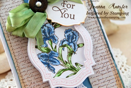 Inspired by Stamping Fancy Labels 18