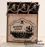 Inspired by Stamping Pirates