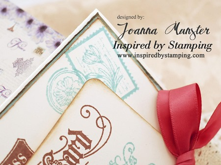 Inspired by Stamping Summer Postcards Add On