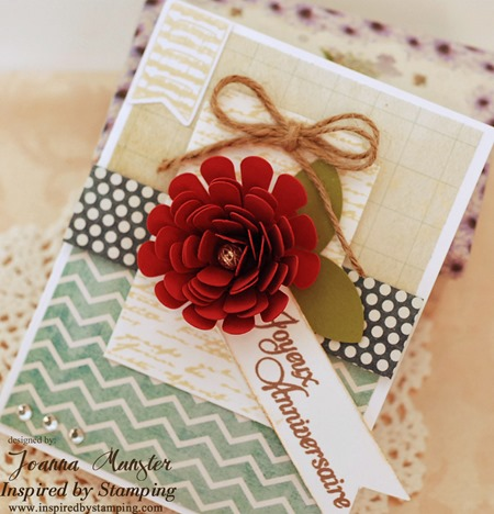 Inspired by Stamping Whimiscal Banners
