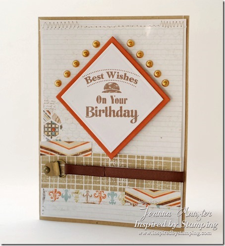 Inspired by Stamping Background Basics IV - masculine card - Joanna_thumb[1]