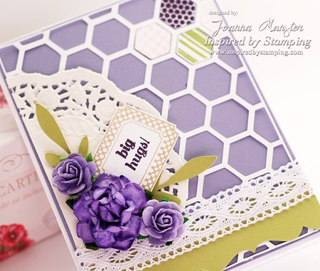 Inspired by Stamping Creative Tags Card
