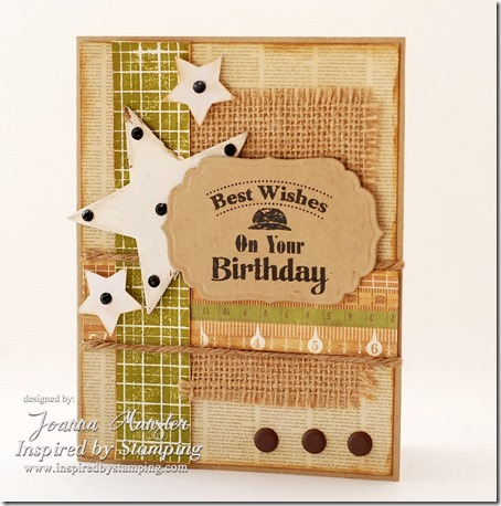 Inspired by Stamping Guy Sentiments, Background Basics IV stamp sets - masculine card_thumb[3]