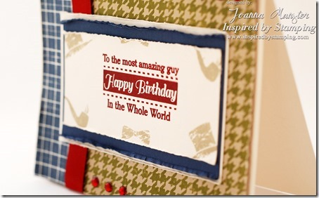 Inspired by Stamping Masculine Card - Guy Sentiments Stamp Set_thumb[1]