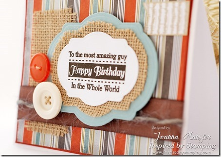 Inspired by Stamping Masculine Card - Guy Sentiments Stamp Set_thumb[3]